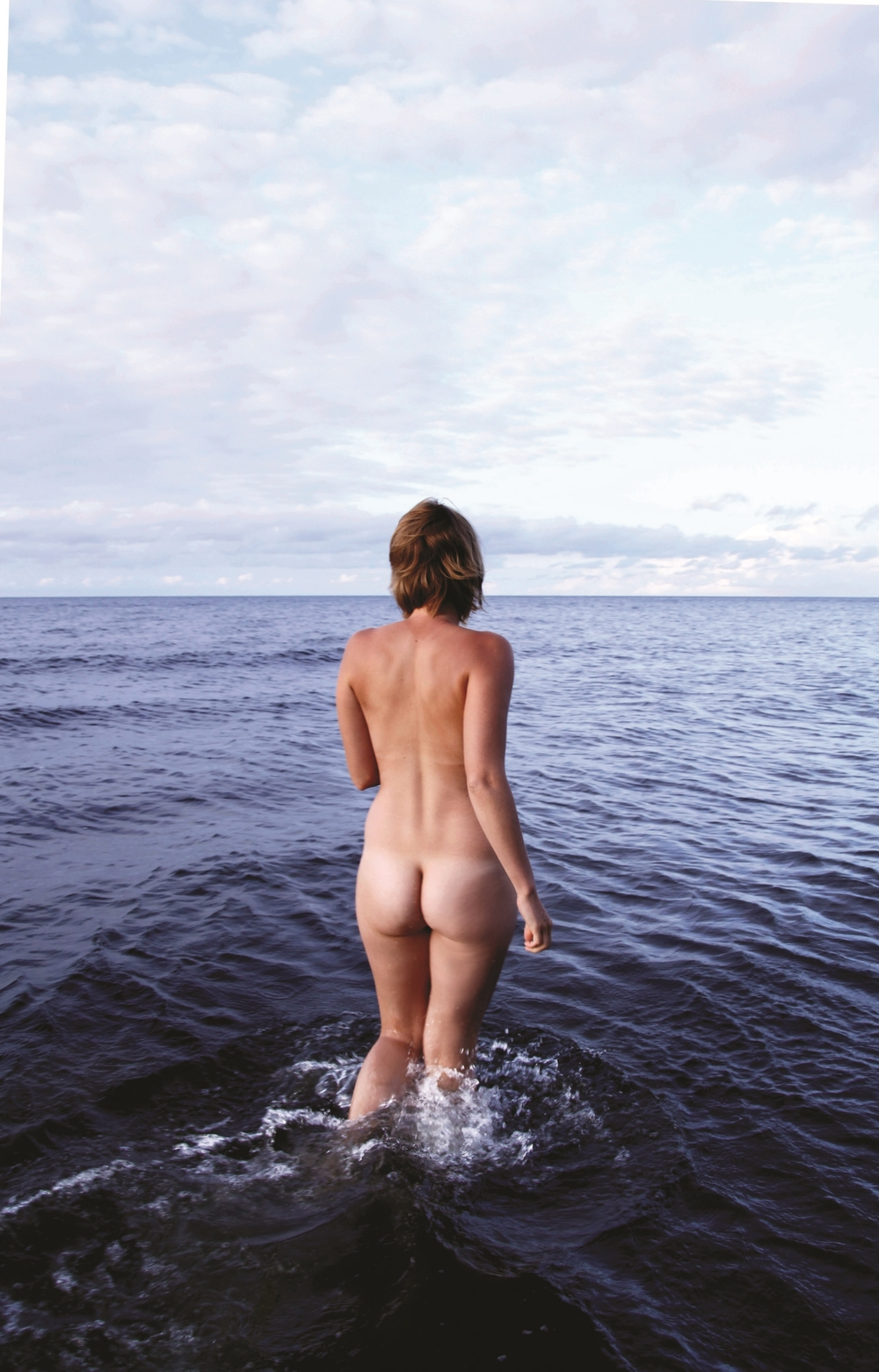 Photographed by Lisa Wassman, shot on the island of Usedom, in the Baltic Sea, on the border between Germany and Poland.