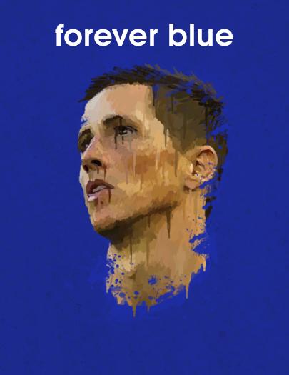 FERNANDO TORRES - FOREVER BLUE