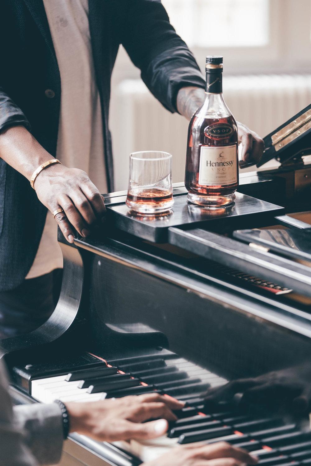 Hennessy x Jazz