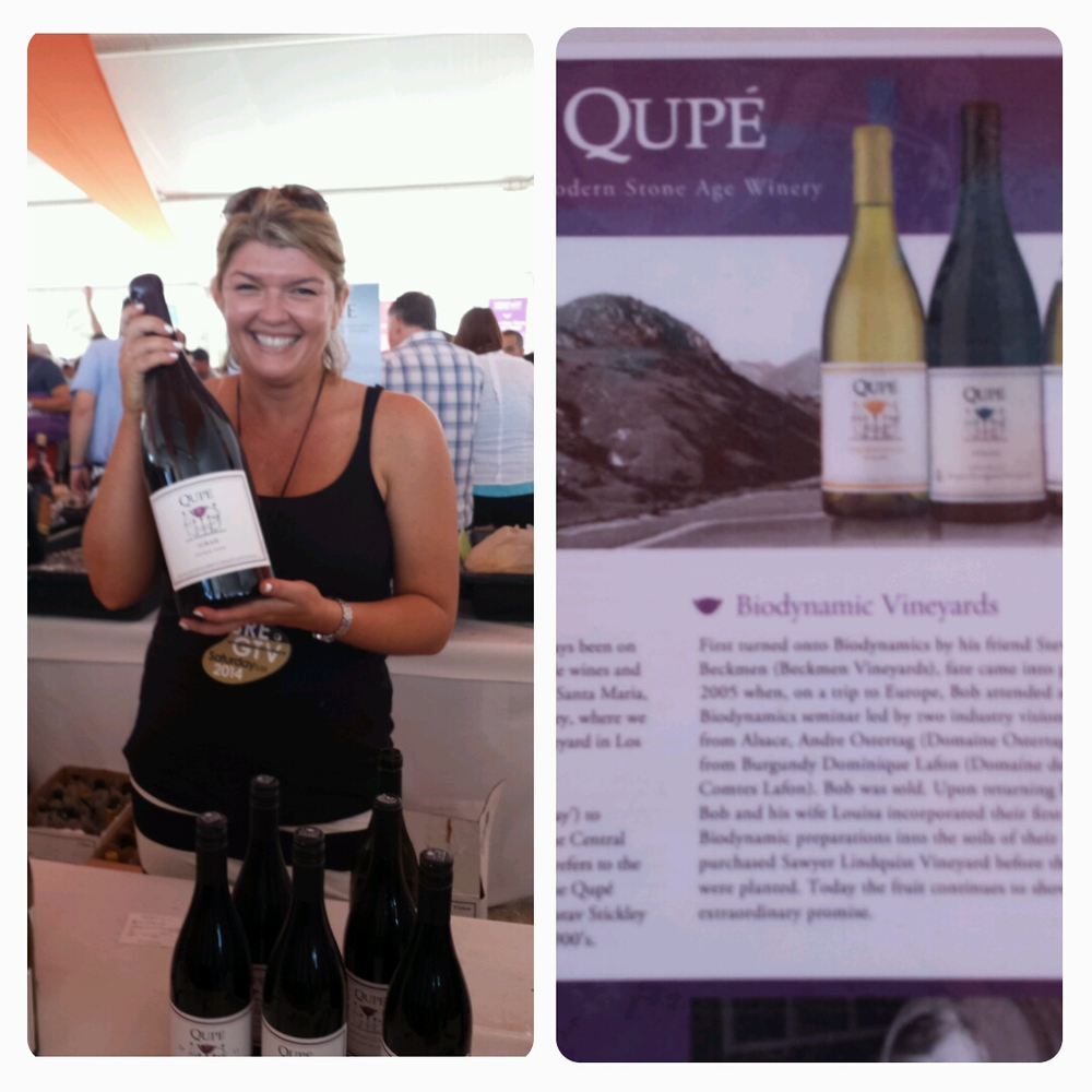 Qupe Biodynamic Wines