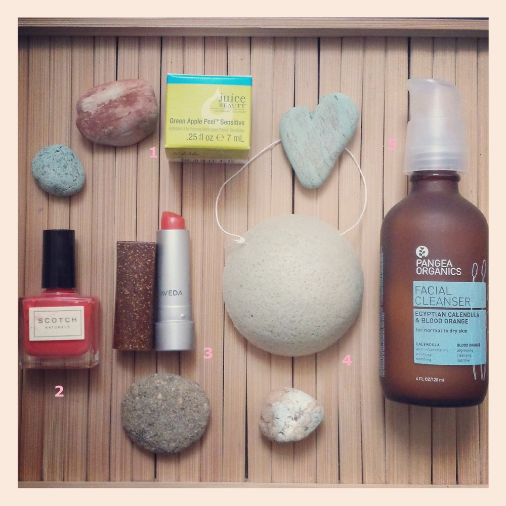 Five Eco Beauty Must Haves