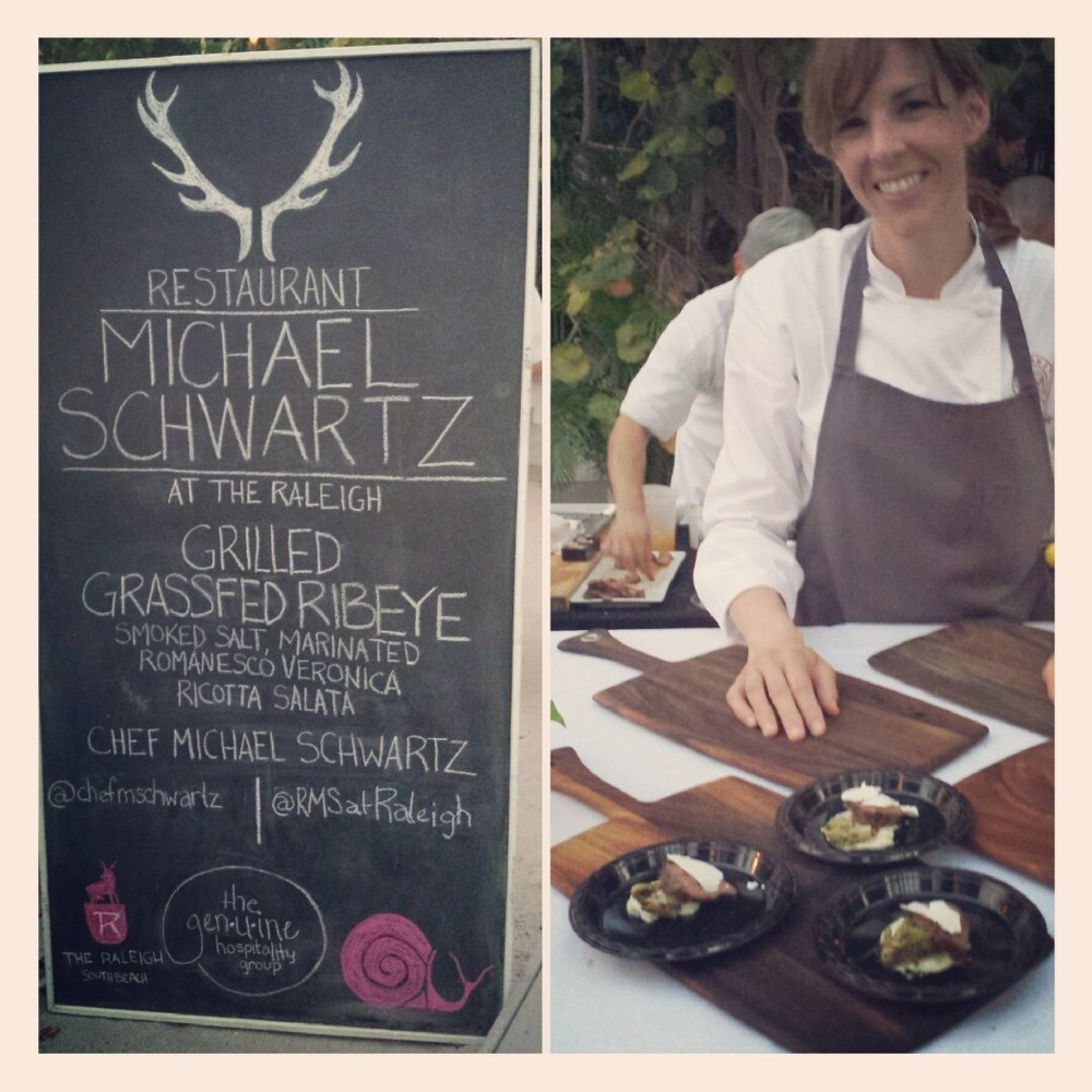 Michael Schwartz: Grass Fed Rib Eye