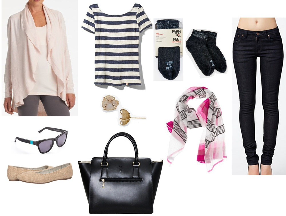 Outfit for Traveling