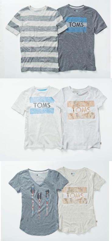 Toms Tshirts