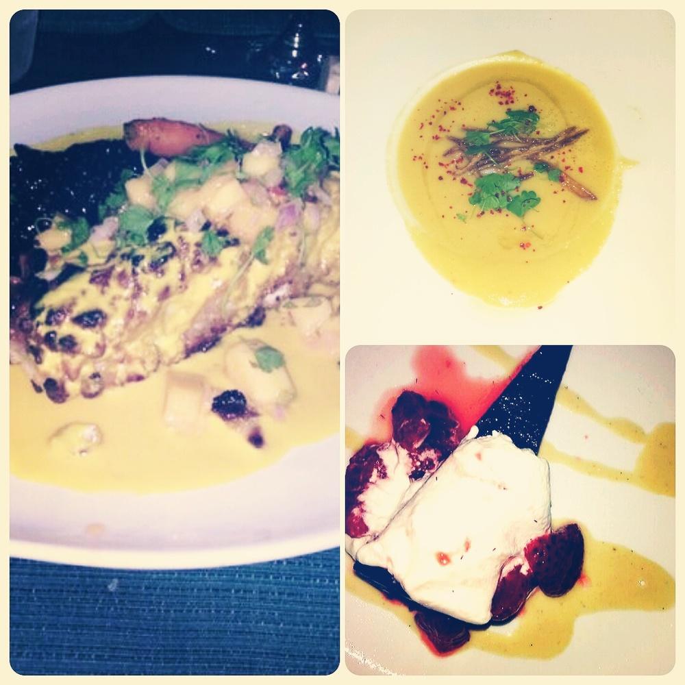 Miami Spice Meal at Essensia Restaurant