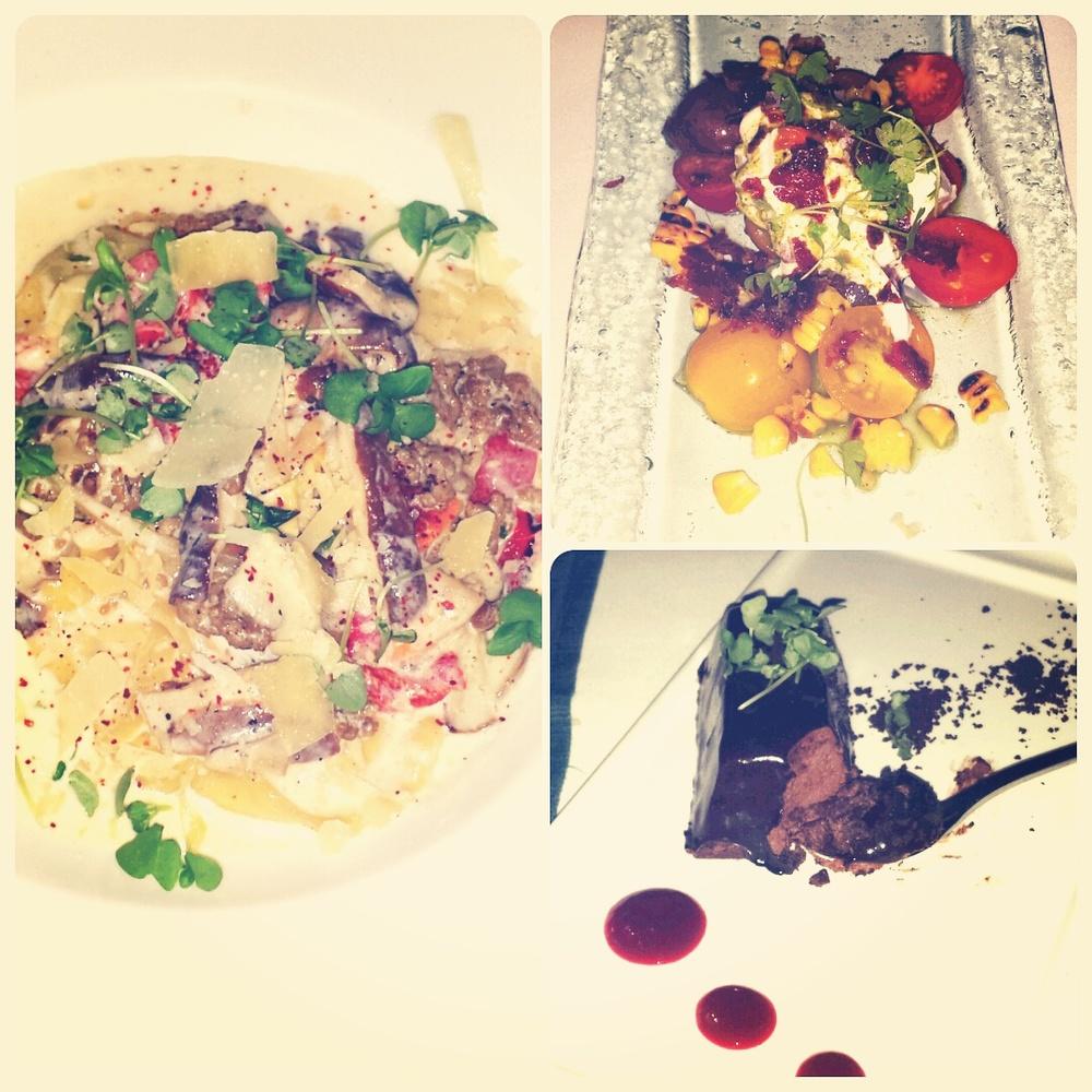 Miami Spice Essensia Restaurant