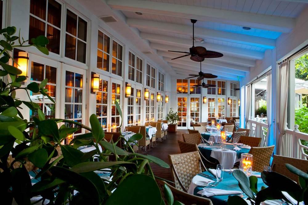 Essensia Restaurant Terrace