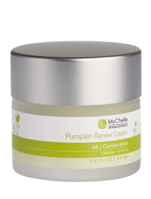 MyChelle Pumpkin Renew Cream