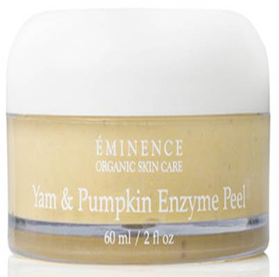 Eminence Organics Yam and Pumpkin peel