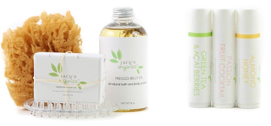 Jacqs Organics preggo oil