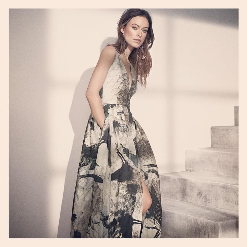 Olivia Wild for H&M