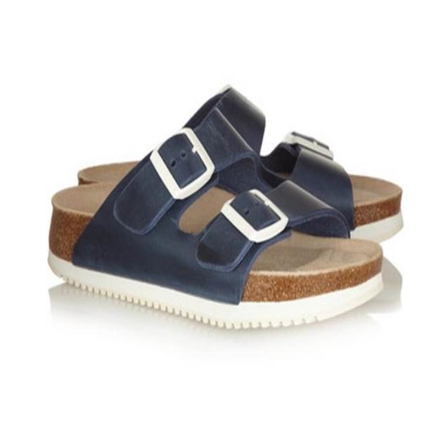 Birkenstock Arizona Leather Slides