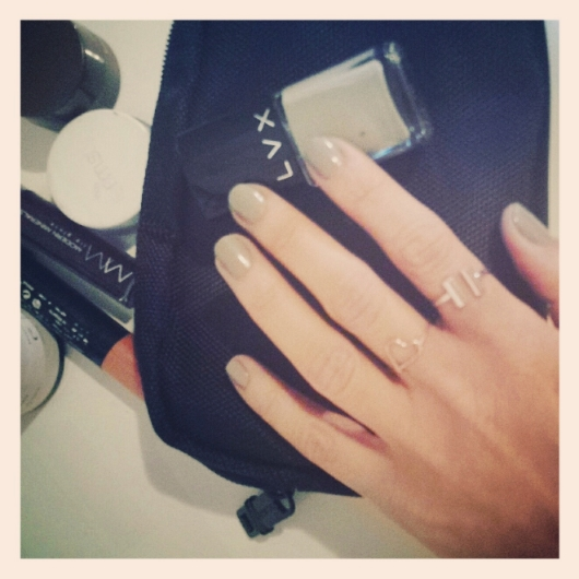LVX NAIL POLISH _MARIA LOVES GREEN