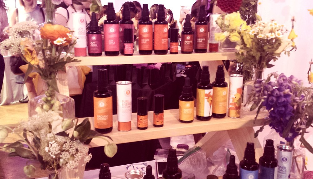 Lotus Wei had one of the nicest booth and Katie the founder was such a pleasure to meet. I am a huge fan of the oils