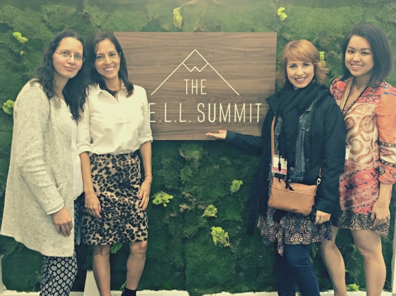 The WELL Summit Tribe with Yeiza from  Bohochic ,  Rebecca Casciano , and Tricia from  NihaoNY