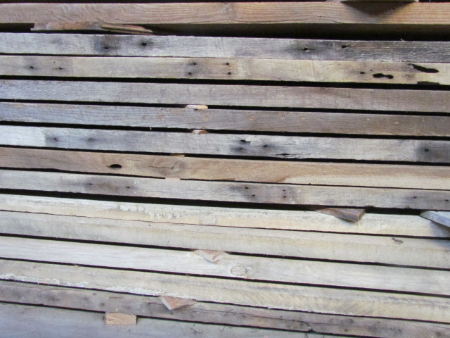 White Oak Barn Lumber