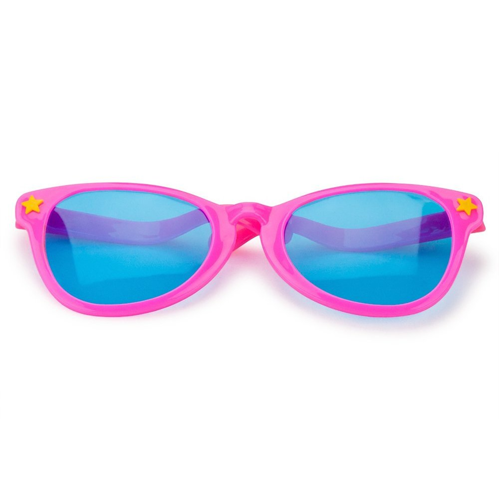 giant hot pink sunglass photo booth prop | Hot Pink Photo Booth | DC Photo Booth Rental