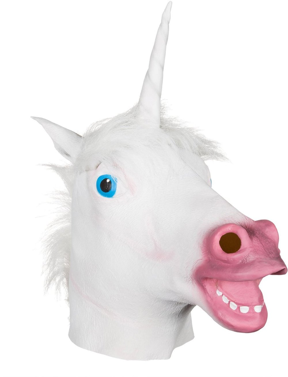 unicorn mask photo booth prop | Hot Pink Photo Booth | DC Photo Booth Rental