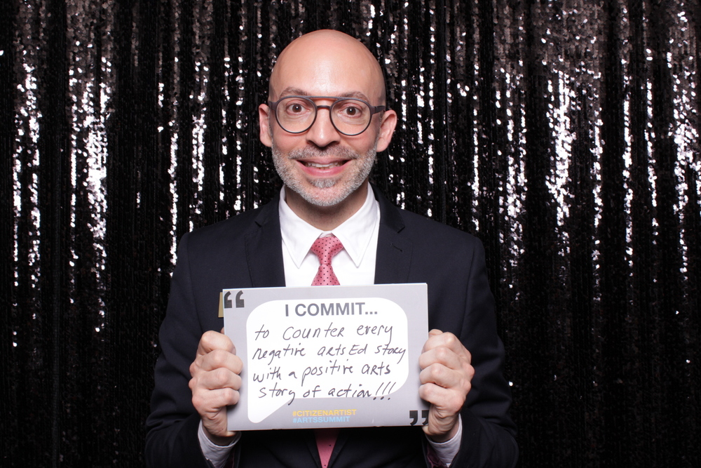 ARTS SUMMIT | HOT PINK PHOTO BOOTH