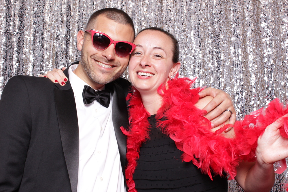 MYTIX SUMMERTIME SWING | HOT PINK PHOTO BOOTH
