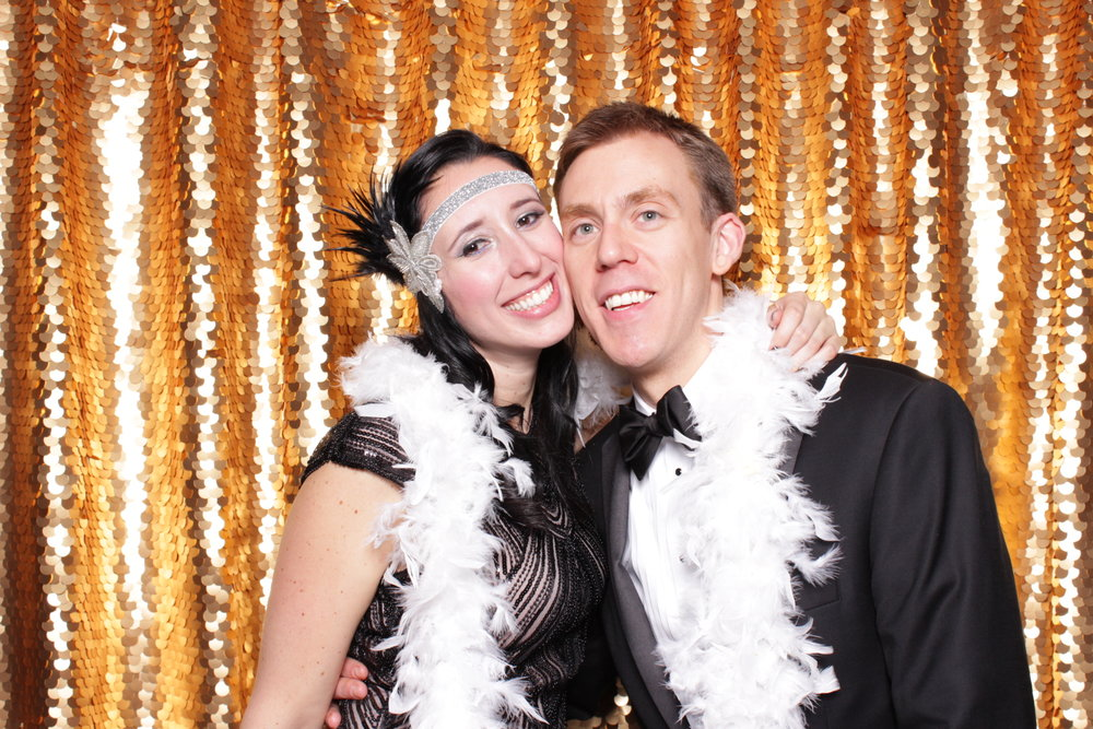 GENSLER HOLIDAY PARTY | HOT PINK PHOTO BOOTH