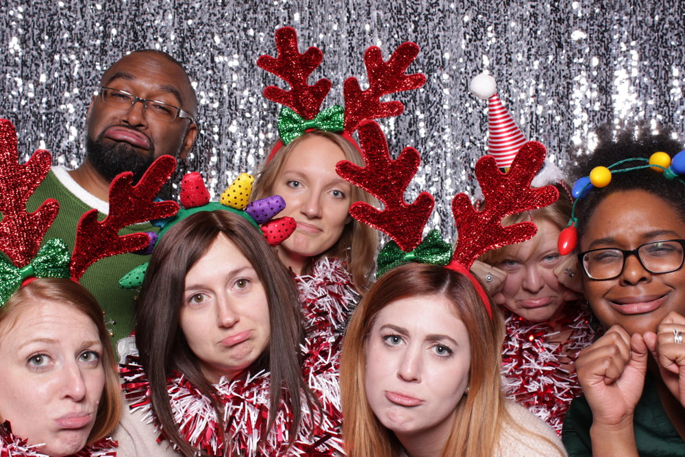 NAFCU HOLIDAY PARTY | HOT PINK PHOTO BOOTH