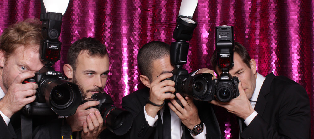 DC Photo Booth Rental | Hot Pink Photo Booth