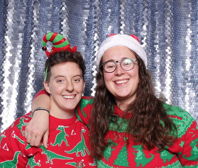 Happy Holidays!  #hotpinkphotobooth