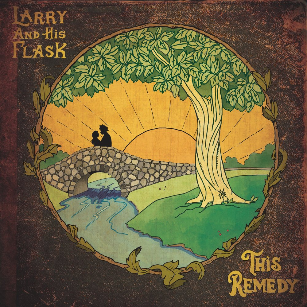 Larry And His Flask - The Remedy sleeve.jpg