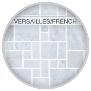 Versaille or FrenchTile Pattern