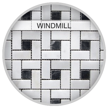 Windmill   Tile Pattern