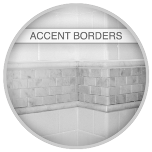 Accent Borders Tile Pattern