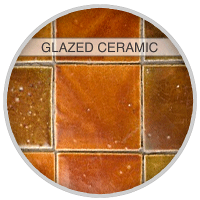 Glazed Ceramic