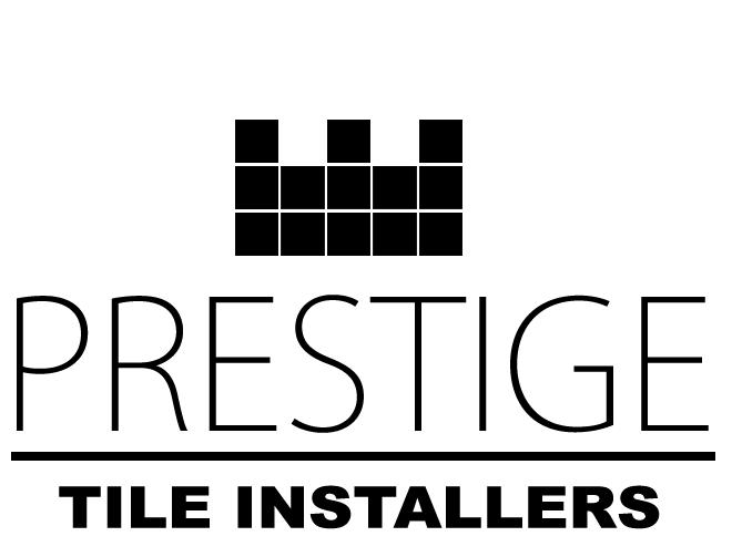 Aurora, ontario, Prestige Tile Installers Logo