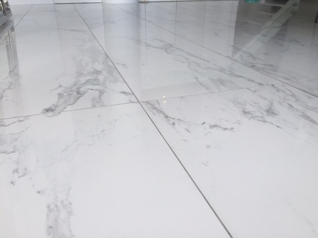 "Large Porcelain Tiles 24"" x 48"""
