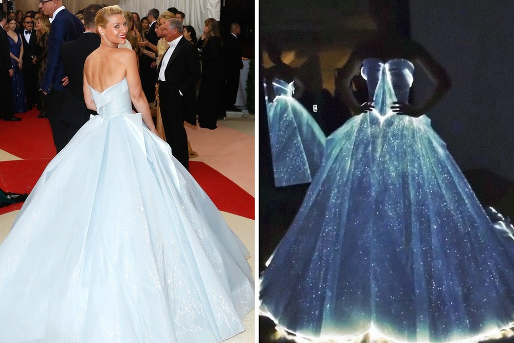 Left, by Taylor Hill/FilmMagic/Getty Images. Courtesy of Vanity Fair.