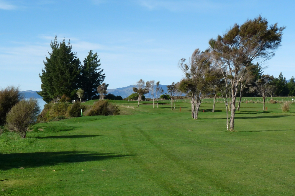View from the tee