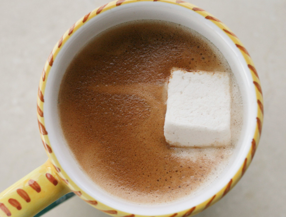 Goodmallows in coffee