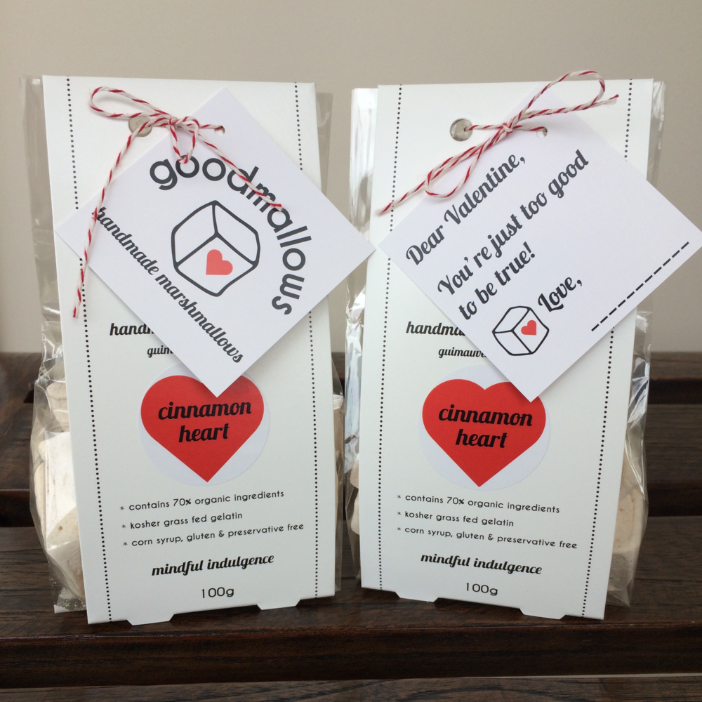 Valentine's Day Packaging Goodmallows