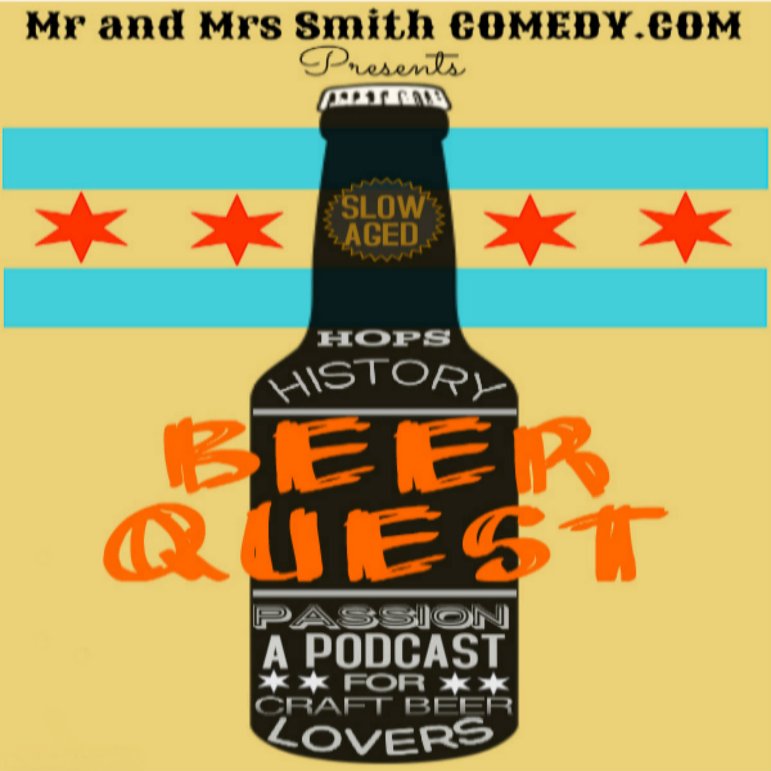 Beer Quest - Mr. and Mrs. Smith Comedy