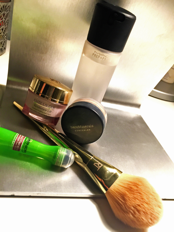 beauty products for early mornings