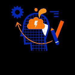 """No podemos innovar sólo con la intención de ser novedosos. La innovación con propósito tiene un norte claro desde la persona. Con nuestro """"DEAL de la innovación"""" ayudamos a crear productos y servicios que revolucionan industrias."""
