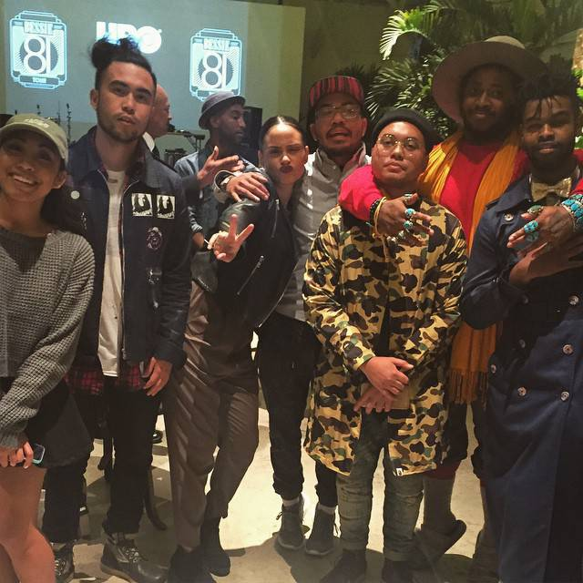 Noodles, ESTA. Kehlani Mr. Carmack & Friends