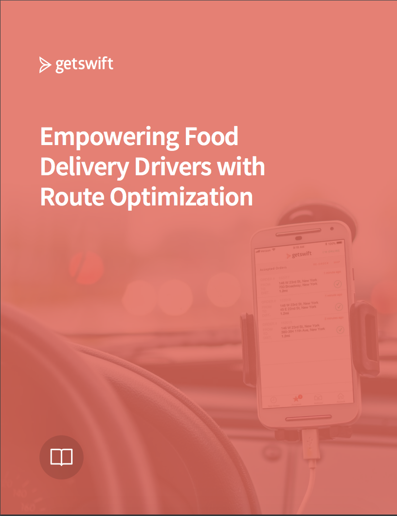 Route Optimization Guide - GetSwift