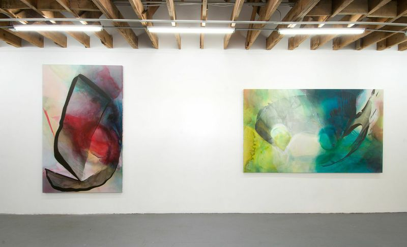 Transitive Horizon   February 21 - April 25, 2015  Moskowitz Bayse, Los Angeles   PRESS RELEASE