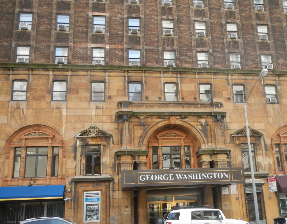 George Washington Hotel in Gramercy