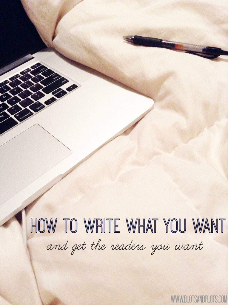 Write What You Want