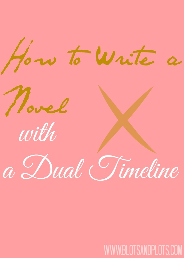 Writing Dual Timelines: A How To — Jenny Bravo