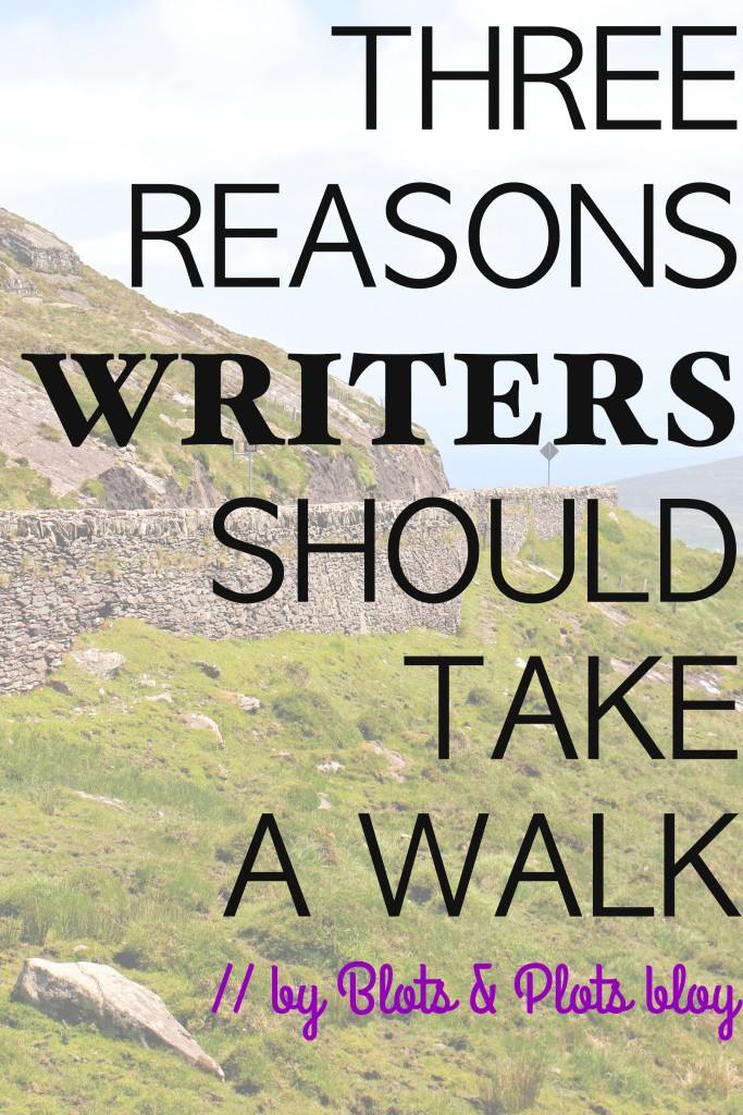 Writer Walk