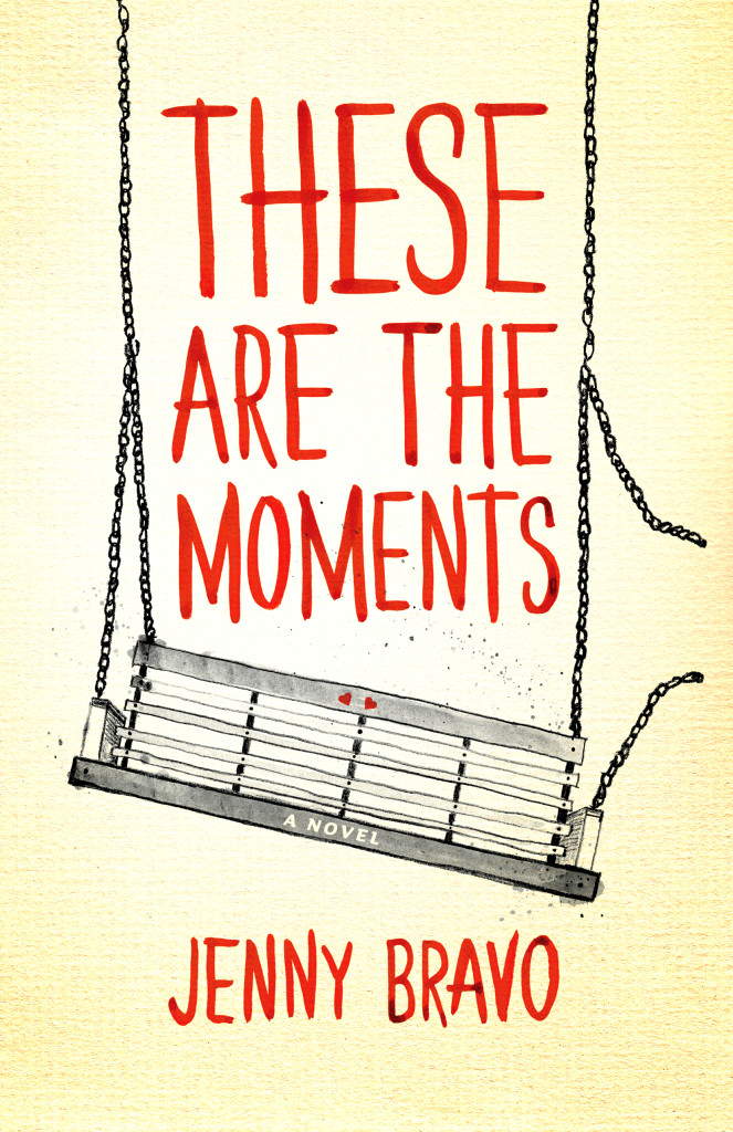 These Are the Moments book cover